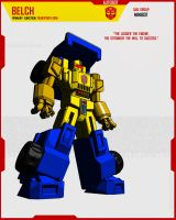 MINIBOT BELCH by F-for-feasant-design