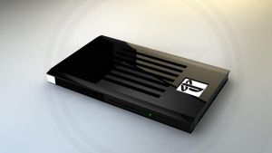 Playstation 4 by ArchitekOGP