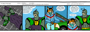 Stubble Trouble - 293 by Rennon-the-Shaved