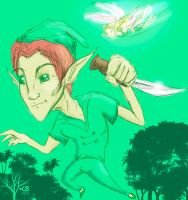 Peter Pansito by Ce8