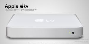 Apple tv Icon by Nemed