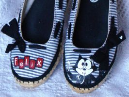 Felix Flats by ChumpShoes