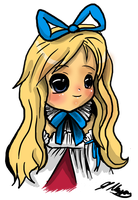 Sketch request of Flonne for Danosix by HannahMeyers