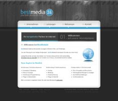 BestMedia24 Website 2009 by BestMedia24
