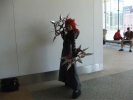 Otakon - Axel by TwilightUnicorn