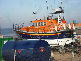 Margate Lifeboat by betterwatchit
