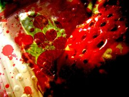 Strawberry Splotches by cls62