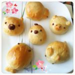 Cute Animal Bread by rltan888