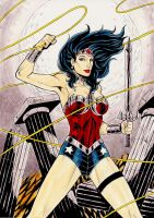 (01) Wonder Woman New 52 by gregohq