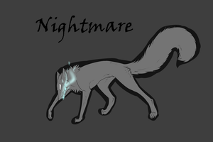 Nightmare Commission by XshewolfsamX