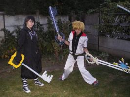 Roxas - Xion photo 2 [2009] by moulinneufbeast