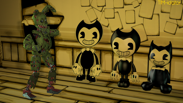 [SFM] Which One is Which? by TIM-idator