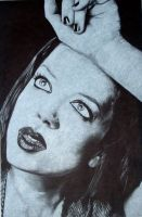 shirley manson by artgyrl