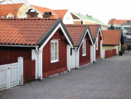 small cottages 02 by malicia-stock