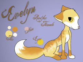 Evelyn ref OLD by Rasaliina