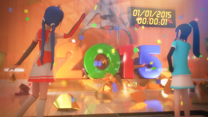 Happy new year 2015 from GMT + 7 Area... by VERTEX768MHz