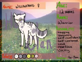 Willowfang Reference by The-Phan