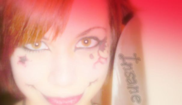 This is me .- Cute But Psycho by Temari0Shippuden