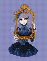 LolitaDesu The Gothic Lolita by liveloveburndie