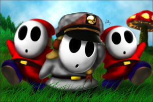 General Guy and His Army by Tutan-Koopa