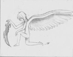 Doodle with wings by That-One-Player