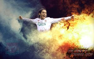 Aquilani Wallpaper by Roxiiin