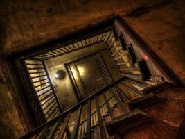 Stairs II by kubica