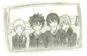 The Marauders by IIkeyII