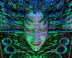 Shodan Reborn by Tribalgoth