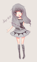 Lolita girl adoptable $6 (open) by Shuruya