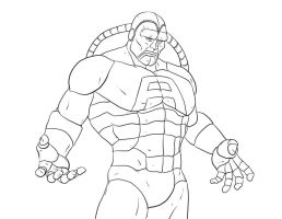 Apocalypse Redesign Inks by Karbacca