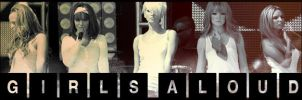 Girls Aloud Banner by Revolution-In-Me