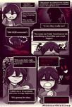 Resetting Nightmares: Page #2 by MidnightSketches