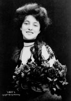 Evelyn Nesbit by Step-in-Time-Stock
