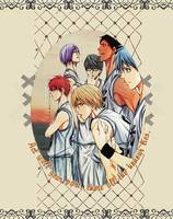 Kuroko No Basket ID by Hanitachawn