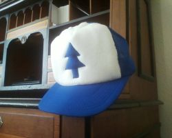 Dipper's Hat by LunarSpoon