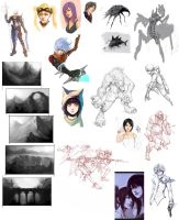 +Sketch DUMP+ by Orenji-kun