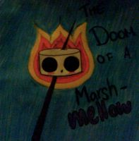 A MARSH-MELLOW'S DOOM by art-is-an-expression