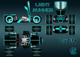 TRON - Light Runner open by Paul-Muad-Dib