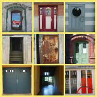 doors of schwerin by KatDiestel
