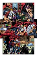 Justice Society of America 2 by crazyfeetmcgee