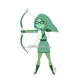 Commission - Fluffylink's Gemsona by Kirara-CecilVenes