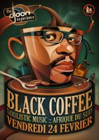 Djoon: Black Coffee by prop4g4nd4