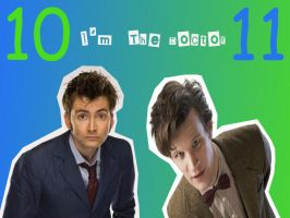 10 and 11 wallpaper by davids-little-star