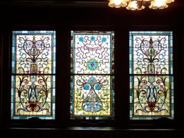 Stained Glass Windows by Della-Stock
