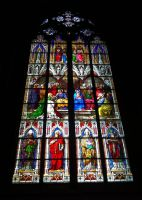 Cologne Cathedral inside by dog123456