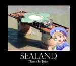 Sealand demotivational by Victoni