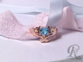 MLP Princess Cadence ring 01307PC by RealizedStudio