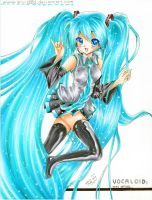 Vocaloid2Miku by CallieFink