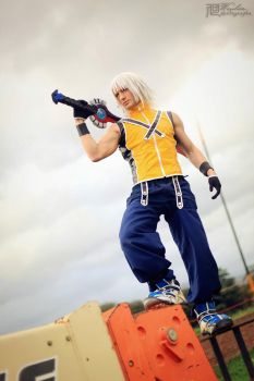 Riku - Rise-Up Cosplay from Kingdom Hearts by Leon by LeonChiroCosplayArt